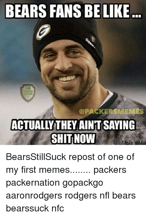 25 Best Memes About Chicago Bear Chicago Bear Memes