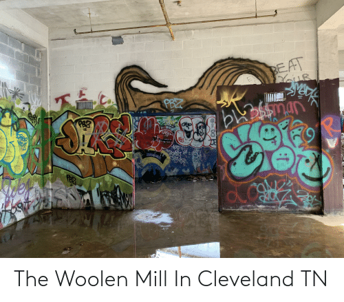 Cleveland Tn: BEAT  1R  PBZ  PRO  ASt WELC ME  P8Z The Woolen Mill In Cleveland TN