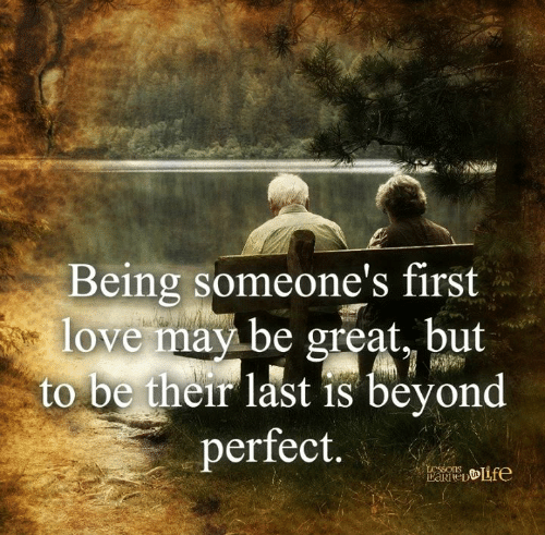 Love, May, and Beyond: Being someone's first  love may be great, but  to be their last is beyond  perfect.  LOSSONS  LaRiteD Lfe