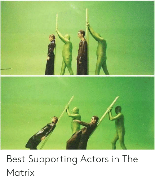 The Matrix, Best, and Matrix: Best Supporting Actors in The Matrix