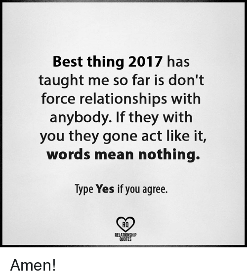 Memes, Relationships, And Best: Best Thing 2017 Has Taught Me So Far Is