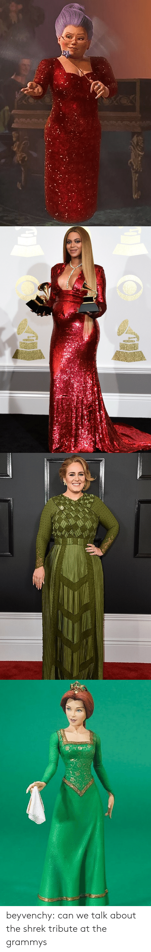 The Shrek: beyvenchy:  can we talk about the shrek tribute at the grammys