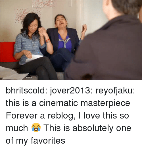 my favorites: bhritscold: jover2013:  reyofjaku:  thisis a cinematic masterpiece  Forever a reblog, I love this so much 😂   This is absolutely one of my favorites