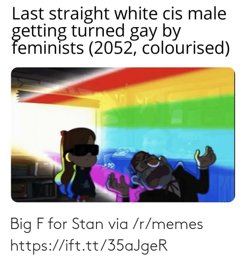 Stan: Big F for Stan via /r/memes https://ift.tt/35aJgeR