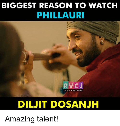 Laurie: BIGGEST REASON TO WATCH  PHIL LAURI  RVCJ  DILJIT DOSANJH Amazing talent!