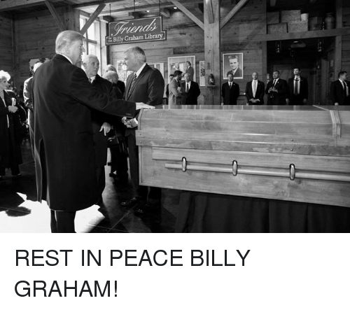 Library, Billy Graham, and Peace: Billy Graham Library REST IN PEACE BILLY GRAHAM!