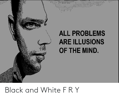 Black And: Black and White F R Y
