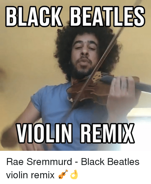 black beatles