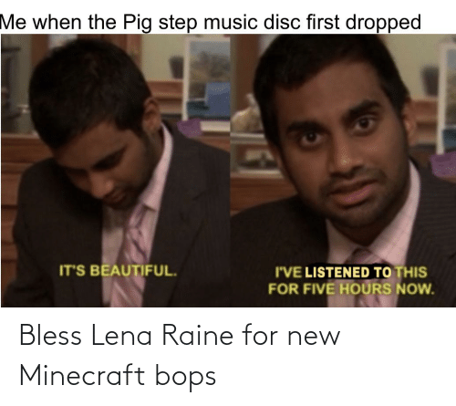 Minecraft, Reddit, and New: Bless Lena Raine for new Minecraft bops