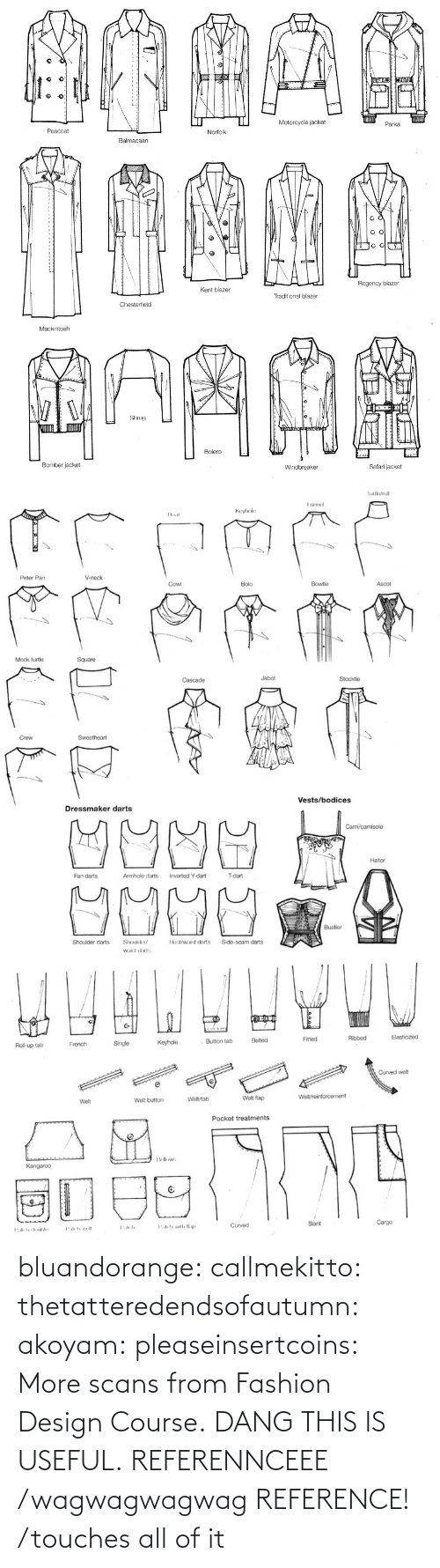 Design: bluandorange:  callmekitto:  thetatteredendsofautumn:  akoyam:  pleaseinsertcoins:  More scans from Fashion Design Course.  DANG THIS IS USEFUL.  REFERENNCEEE  /wagwagwagwag REFERENCE!  /touches all of it