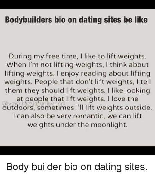 benefits of dating a girl that lifts