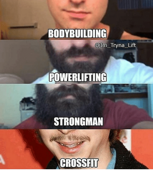 Powerlifting: BODYBUILDING  @Im Tryna Lift  POWERLIFTING  STRONGMAN  CROSSFIT