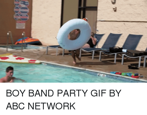 Abc, Gif, and Party