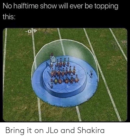 Shakira: Bring it on JLo and Shakira