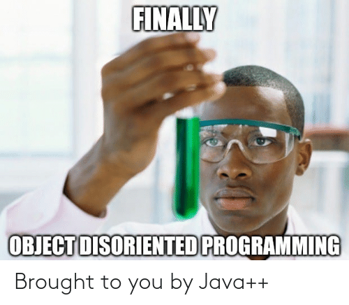Java: Brought to you by Java++