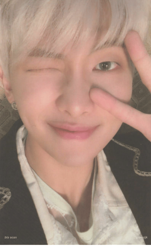 Bts and Scan: bts scan  uwoljk