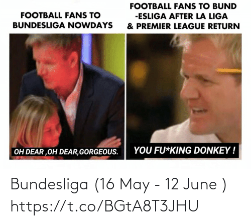 may: Bundesliga (16 May - 12 June ) https://t.co/BGtA8T3JHU