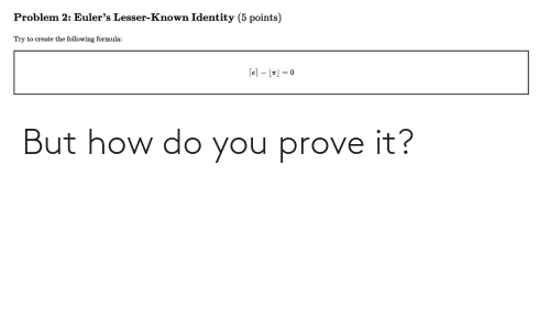 How Do You: But how do you prove it?