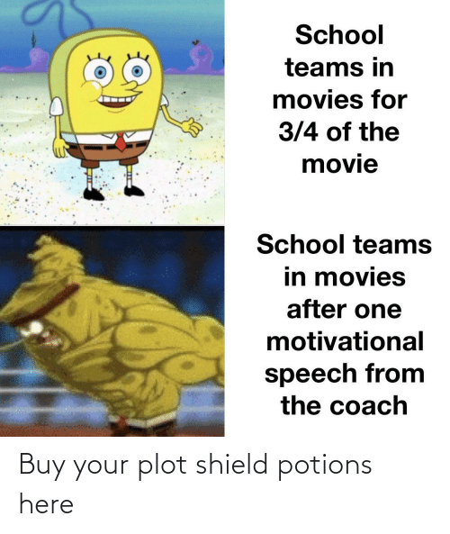 Buy: Buy your plot shield potions here
