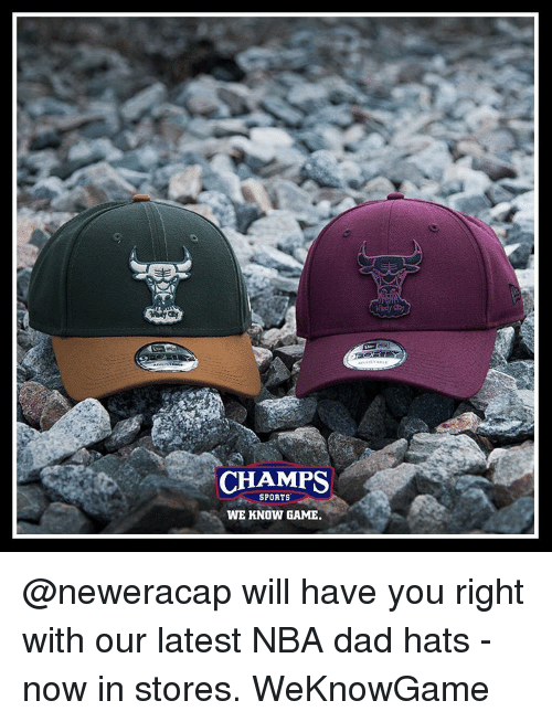 cf07645f705 ... dad hats - now in stores. WeKnowGame · Memes