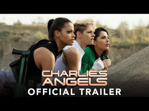Angels, Trailer, and Official: CHARLIS  ANGELS  OFFICIAL TRAILER