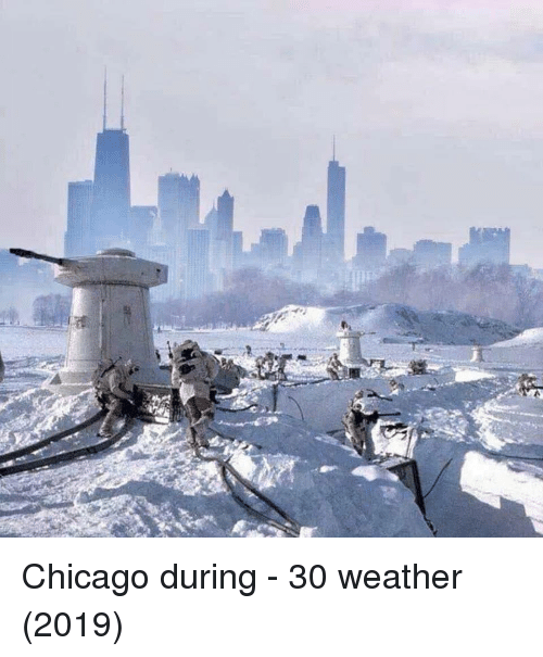 Chicago, Weather, and During: Chicago during - 30 weather (2019)