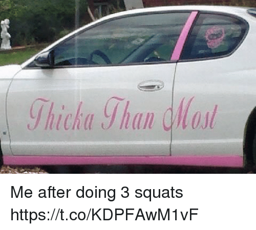 chicka: , chicka ghandi(0st Me after doing 3 squats https://t.co/KDPFAwM1vF
