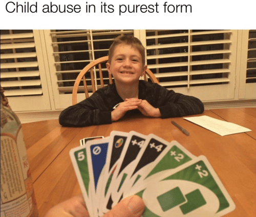 child abuse: Child abuse in its purest form  +2  +4 +4  5 0  +2