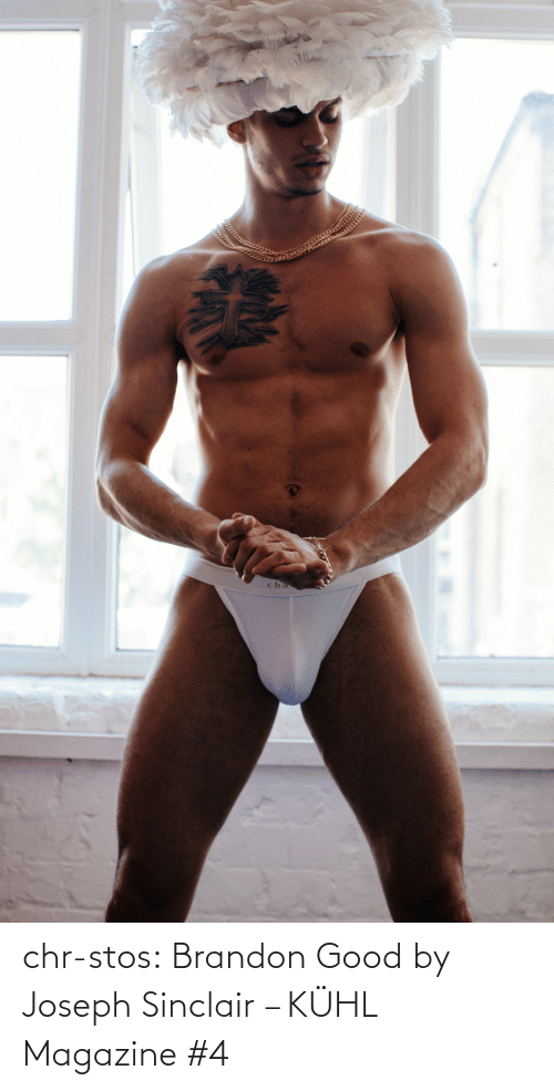 joseph: chr-stos:  Brandon Good by Joseph Sinclair – KÜHL Magazine #4