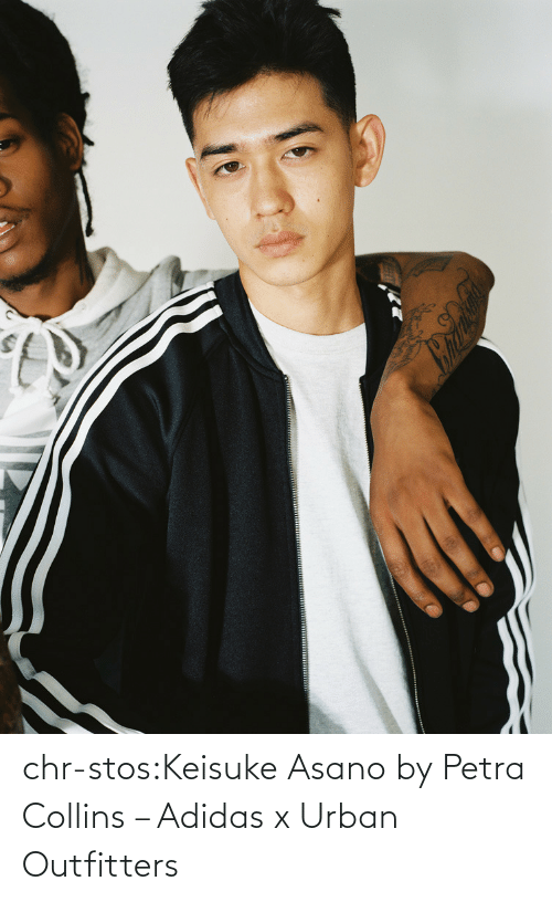 collins: chr-stos:Keisuke Asano by Petra Collins – Adidas x Urban Outfitters