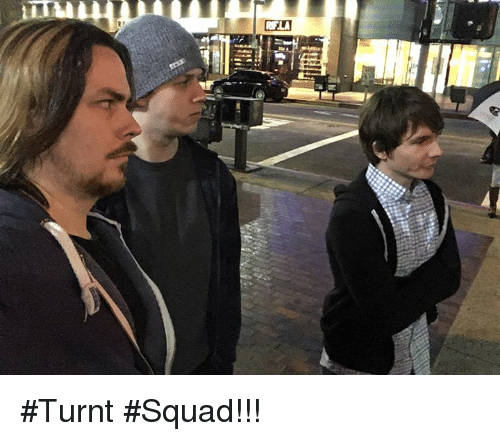 Dank, 🤖, and Squade: CLI  RFLA #Turnt #Squad!!!
