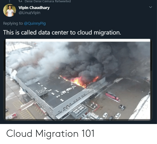 Cloud: Cloud Migration 101