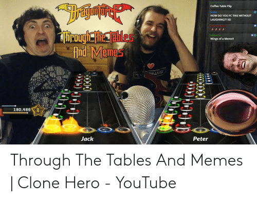 ✅ 25+ Best Memes About Through the Tables and | Through the