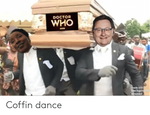 Doctor Who: Coffin dance