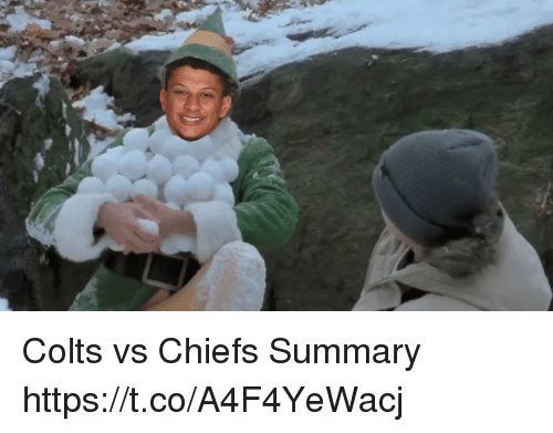 Indianapolis Colts, Nfl, and Chiefs: Colts vs Chiefs Summary https://t.co/A4F4YeWacj