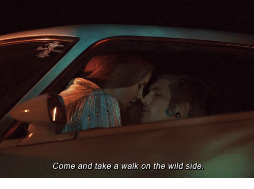 Wild, Side, and  Walk: Come and take a walk on the wild side