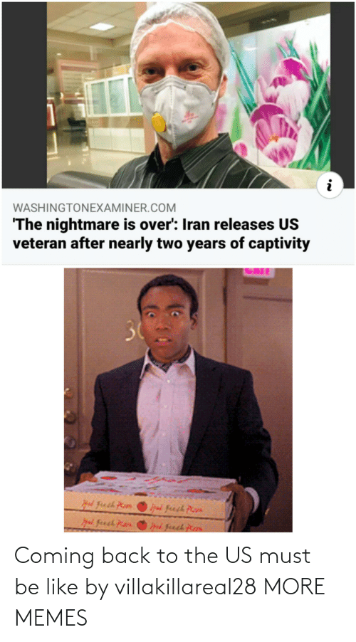 coming: Coming back to the US must be like by villakillareal28 MORE MEMES