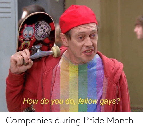 pride month: Companies during Pride Month