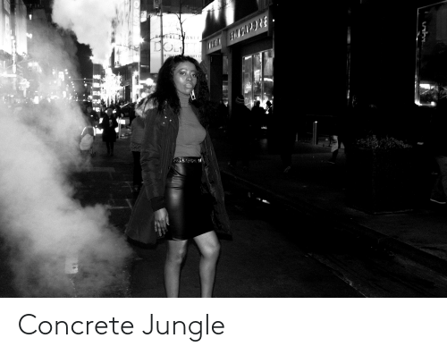 concrete: Concrete Jungle