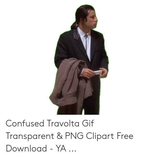 25 Best Memes About Confused Travolta Gif Confused