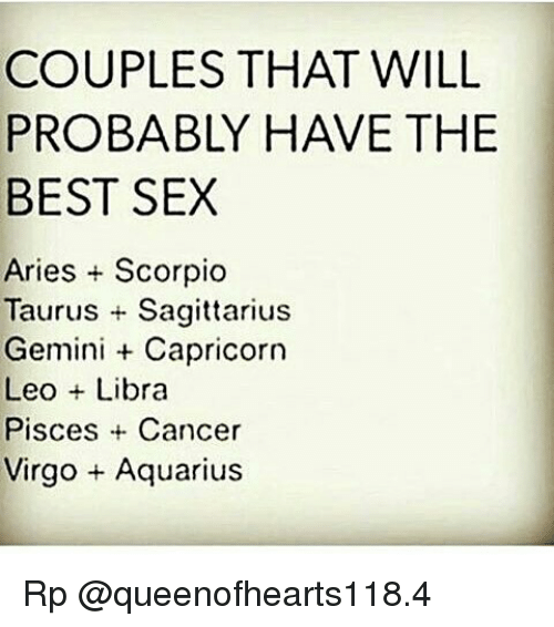 Seems pisces and taurus sex all fantasy