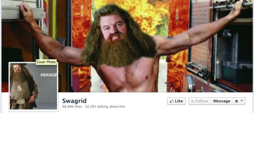 cover photo: Cover Photo  #swAGF  TIILİ  LIFE  Swagrid  66,846 likes 32,591 talking about this  rg Like!! ' Follow Message米▼