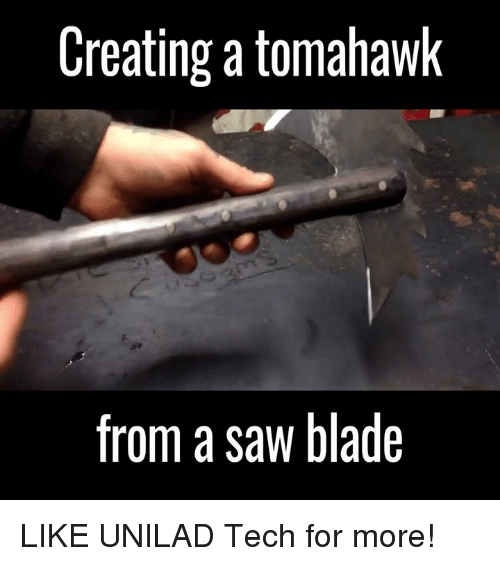Tomahawked