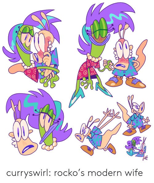 Target, Tumblr, and Blog: curryswirl:  rocko's modern wife