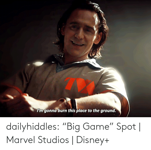 "Game: dailyhiddles:  ""Big Game"" Spot 