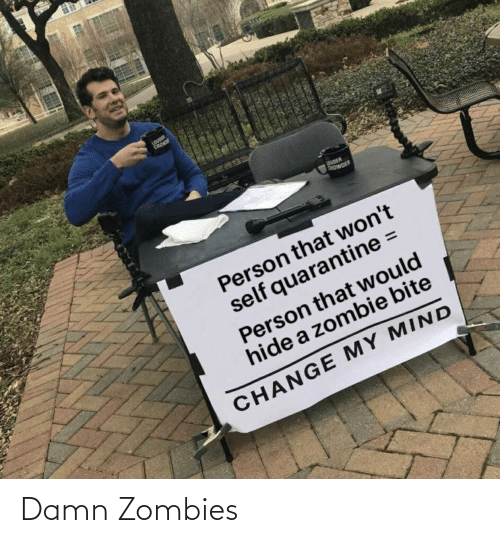 Zombies: Damn Zombies