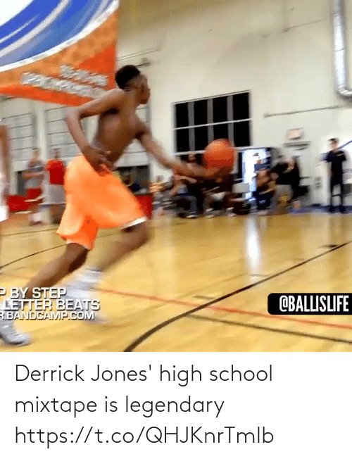 Mixtape: Derrick Jones' high school mixtape is legendary https://t.co/QHJKnrTmlb