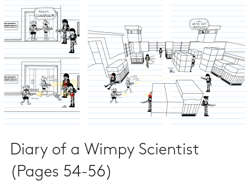pages: Diary of a Wimpy Scientist (Pages 54-56)