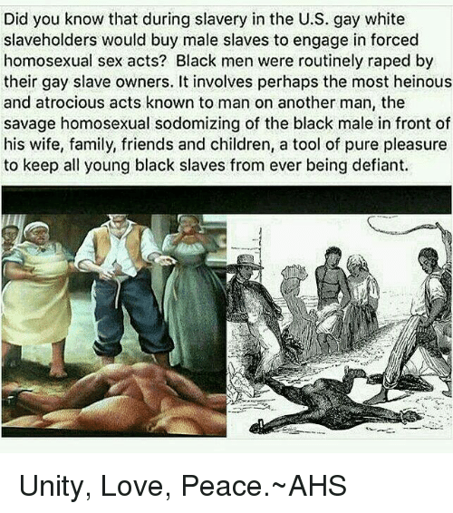sexual abuse of black female slaves Masters' sexual abuse of slaves the second group deals with one of the cruelest hardships endured by enslaved african americans—sexual abuse by their slaveholders, overseers, and other white men and women whose power to dominate them was complete.