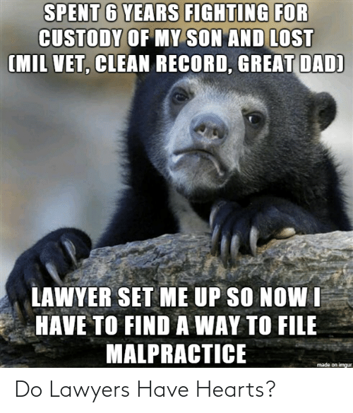Lawyers: Do Lawyers Have Hearts?